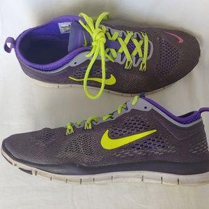 Nike Free TR FIT4 Size #9.5 Gym Run Walking